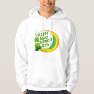 Happy Saint Patrick's Day! Hoodie
