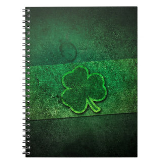 Happy Saint Patrick's Day Note Books