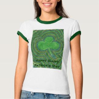 Happy Saint Patrick's Day Shamrock Shirt