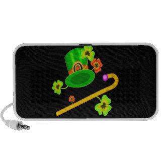 Happy Saint Patricks Day PC Speakers