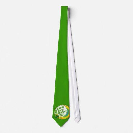 Happy Saint Patrick's Day! Tie