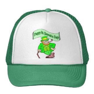 Happy Saint Patricks Day Trucker Hat