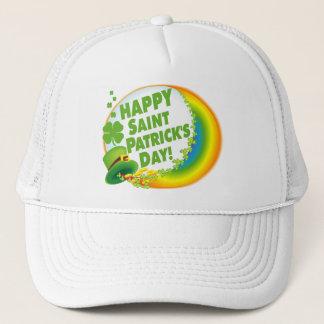 Happy Saint Patrick's Day! Trucker Hat