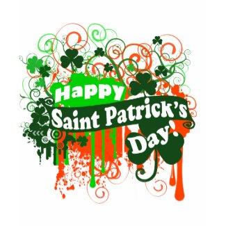 Happy Saint Patricks Day shirt