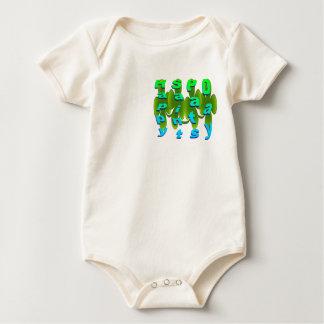 Happy Saint Pats Day Baby Bodysuit