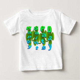 Happy Saint Pats Day Baby T-Shirt