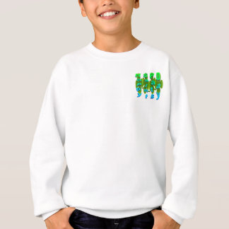 Happy Saint Pats Day Sweatshirt