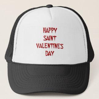 Happy Saint Valentine's Day Trucker Hat