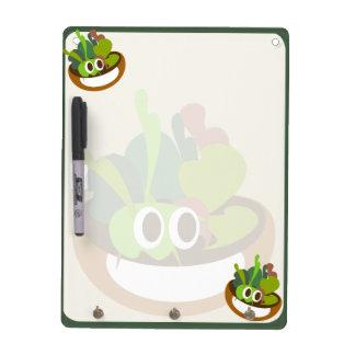 Happy Salad Dry Erase Board
