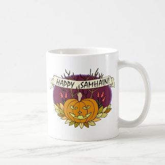 Happy Samhain Coffee Mug