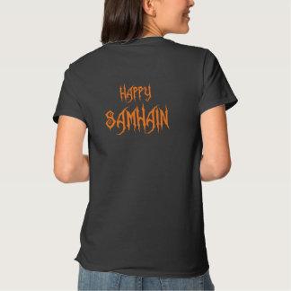 Happy Samhain Halloween T-shirt