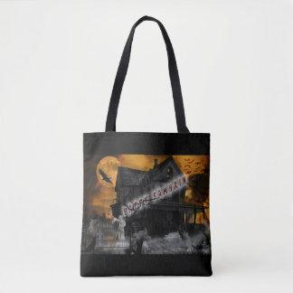 Happy Samhain Tote Bag