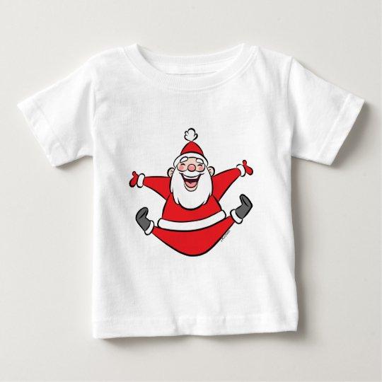 Happy Santa Baby T-Shirt