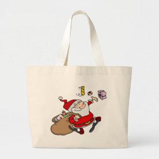 Happy Santa Bag