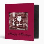 Happy Santa Binder