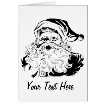 Happy Santa Card