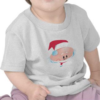 Happy Santa Claus face Shirt