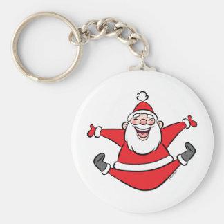 Happy Santa Key Chains