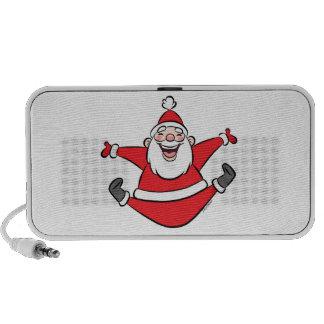 Happy Santa Mini Speakers