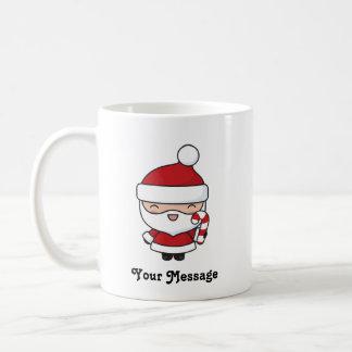 Happy Santa Mug