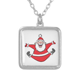 Happy Santa Pendants