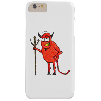 Happy Satan's Grill Barely There iPhone 6 Plus Case