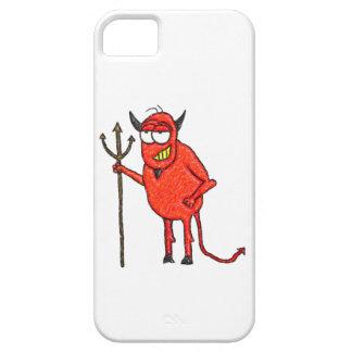 Happy Satan's Grill iPhone SE/5/5s Case