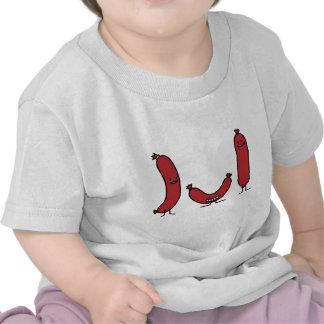 Happy Sausages Infant Long SleeveT-Shirt
