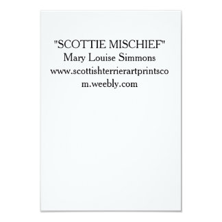 HAPPY SCOTTIE BIRTHDAY CARD