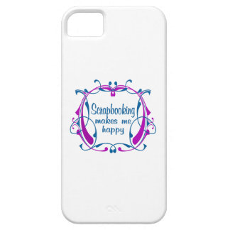 Happy Scrapbooking iPhone 5 Covers