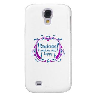 Happy Scrapbooking Samsung Galaxy S4 Cover