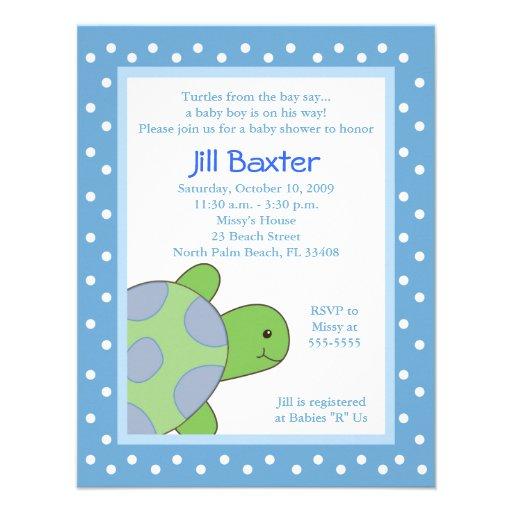 172 sea turtle baby shower invitations sea turtle baby shower