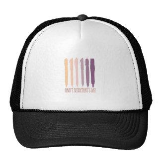 Happy Secretary's Day Trucker Hat