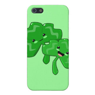 Happy Shamrocks Cover For iPhone SE/5/5s