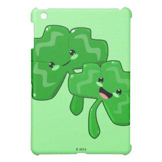 Happy Shamrocks iPad Mini Cover