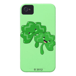 Happy Shamrocks iPhone 4 Cover