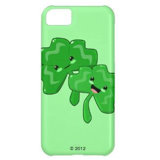 Happy Shamrocks iPhone 5C Cover
