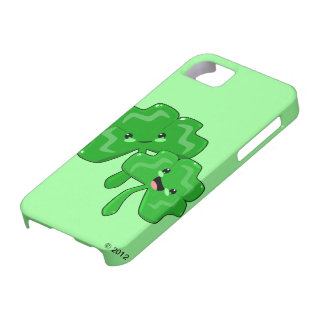 Happy Shamrocks iPhone SE/5/5s Case