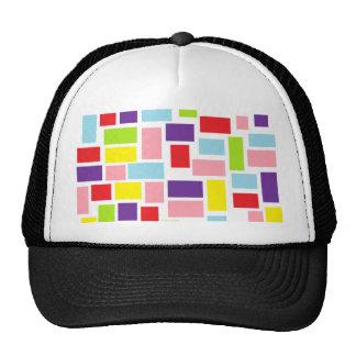 Happy Shapes Trucker Hat