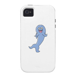 Happy Shark. iPhone 4 Cover