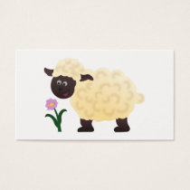 Happy Sheep Business Card
