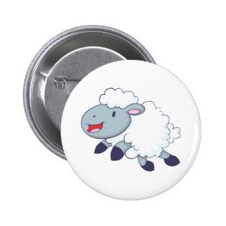 Happy Sheep Pins