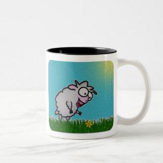 Happy Sheep Mug