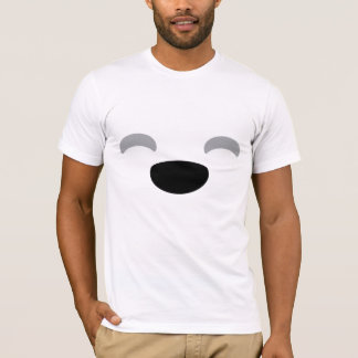 Happy ShirtFace T-Shirt