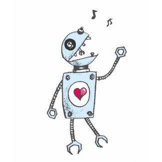 Happy Singing Robot