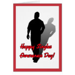 Happy Singles Awareness Day! Card