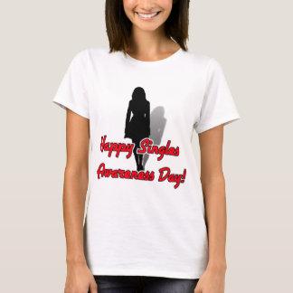 Happy Singles Awareness Day Woman T-Shirt