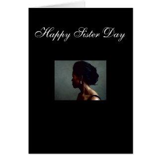 Happy Sister Day, Happy Sister Day!!, Happy Sis... Greeting Card