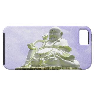 Happy Sitting Buddha iPhone SE/5/5s Case