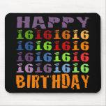 Happy Sixteenth Birthday! Mouse Pad